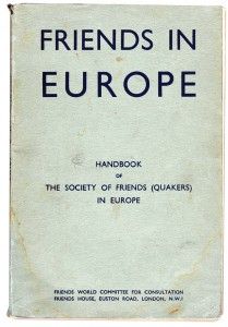 """Friends in Europe"", London 1946"
