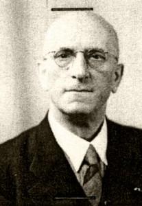 Walter Gottmann stirbt am 1. Juni 1942 im KZ Dachau © Institut für Stadtgeschichte Frankfurt/Main