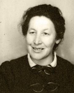 Für ihre Lebensmittelübergabe wird Frieda Rodiger mit 15 Monaten Haft im KZ Ravensbrück bestraft. © Institut für Stadtgeschichte Frankfurt/Main