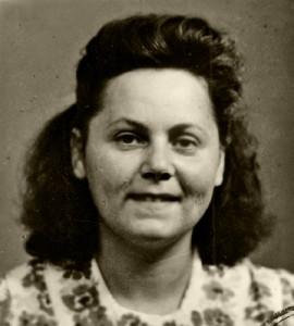 Eva Müller-Eisenstädt © Schweizerisches Bundesarchiv Bern