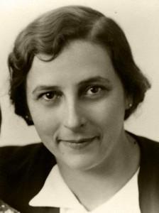 Hildegard Graebner (Aufnahme 40er Jahre) © Marie-Louise Buchczik