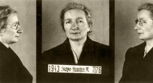 Gestapo-Karteikarte für Jenny Iller 1943 © Jüdisches Museum Frankfurt am Main