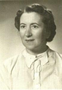 Charlotte Keller (Aufnahme 30er Jahre) © Collection 2002.296, Case Nr. 2779, US Holocaust Memorial Museum Washington